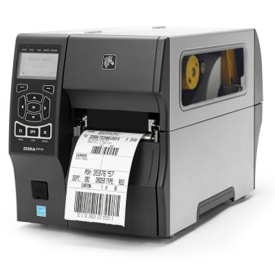 Zebra ZT410 Etiketten-Drucker (300dpi), RTC, Display, EPL, ZPL, ZPLII, USB, RS232, BT, Ethernet