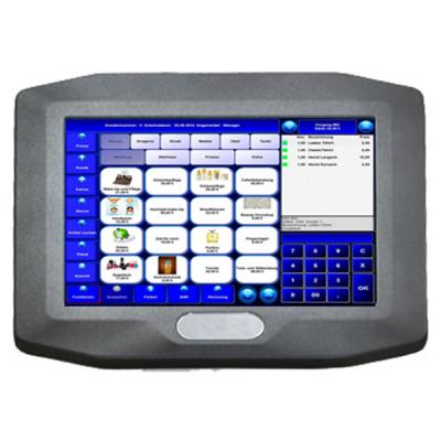 "Hygrolion i8T Touch Monitor 8,4"" LCD + Touch IP66"