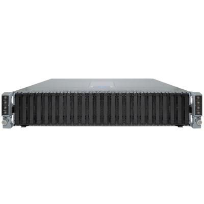 ICO Xanthos R26H All-Flash Server für 2016 Datacenter / Storage Spaces Direct