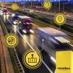 Intelligente Lösung für Transportüberwachung in Echtzeit – Überwachen und Tracken von Sendungen