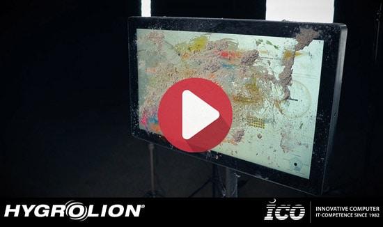 Videopremiere: Hygrolion – Voll IP geschützte Panel PCs