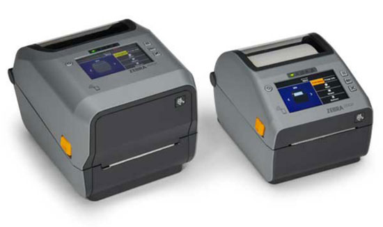 Zebra ZD621 4-Zoll-Desktopdrucker